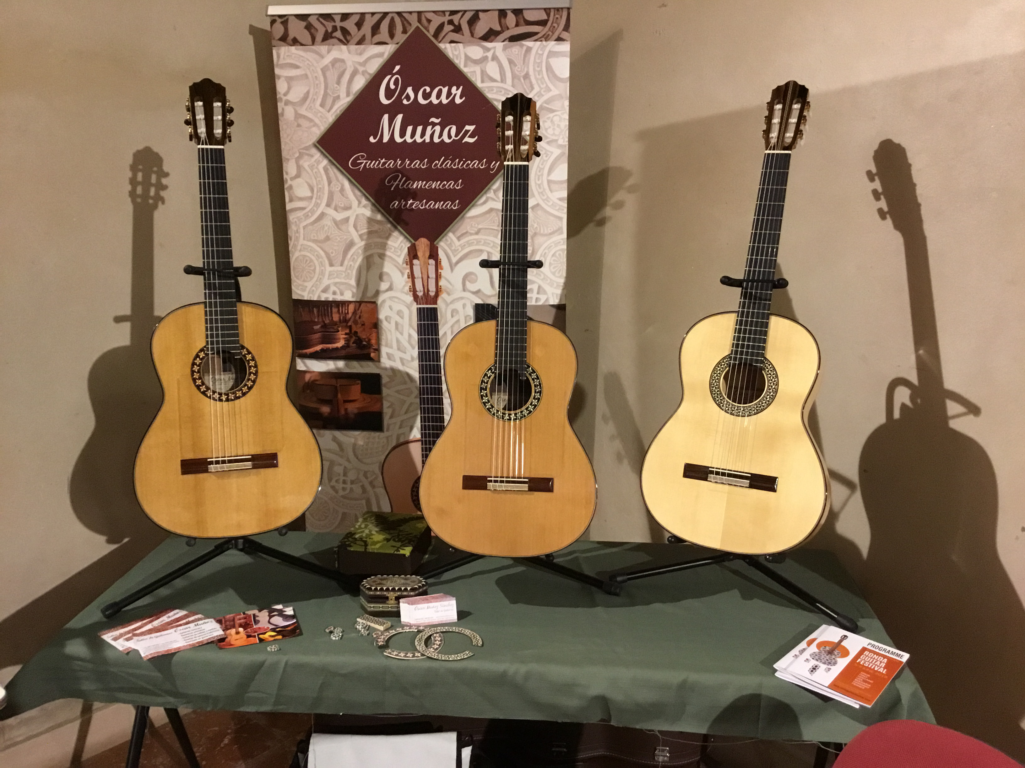 The Ronda Guitar Festival of 2019